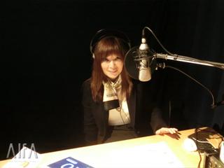 ロミレー保泉の0学心理「男と女」 第21回放送 収録後写真